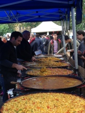 Paella for days!
