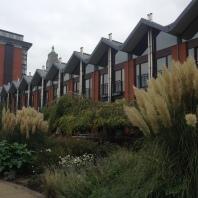 Bernie Spain Gardens on the way to Borough Market.