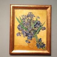 Dedicated to Mom Marilyn's love of irises.