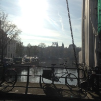 I know. This is the 243rd pic of a bike with a canal. I know.