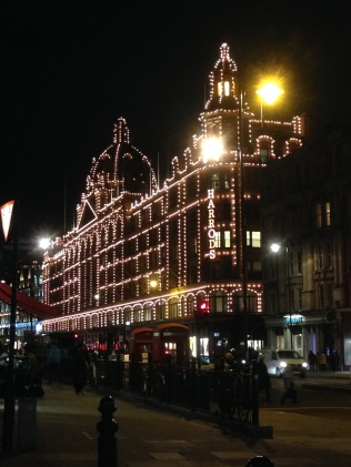 Harrods- for the finer things.