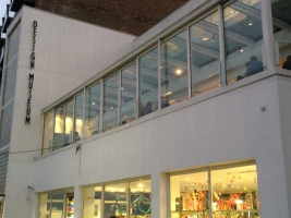 The Design Museum in London featured two levels: 1) on biking and 2) designs of the year. Both were stellar!