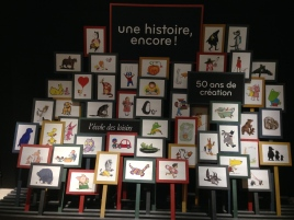 Which characters do you know? (Musee des Arts Decoratifs)