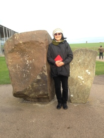 Stonehenge Visitor Center.