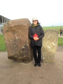 Stonehenge Visitor Center.