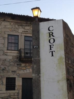 Croft is the oldest cellar in Vila Nova de Gaia.