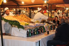Fried fish and calamaris