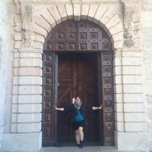 Jules' favorite door
