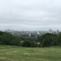 Team day at Belsize park on Hampstead Heath (NW London)