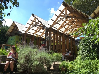 The Dalston Eastern Curve Garden