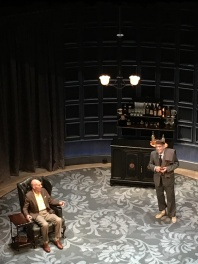 Sir! Both of them on stage?! I didn't understand No Man's Land but Patrick Stewart and Ian McKellen- sold! :)