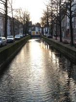 Canal near Frederikstraat