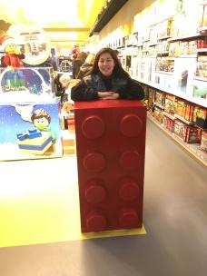 Legos were originally this size!