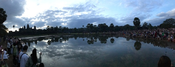 Angkor Wat Disneyland
