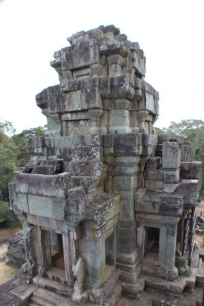 Climbing Temple