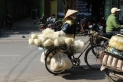 Seen from the streets- noodle bike.