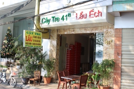 We have a Cay Tre in London that is one of our friend's favorite spots.