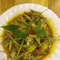 Oc and lemongrass stew