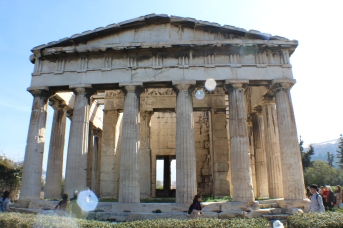 Temple of Hephaestus 1
