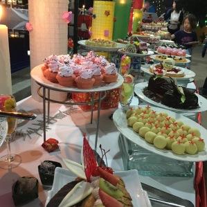 International buffet