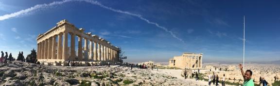 Behold, the Parthenon!
