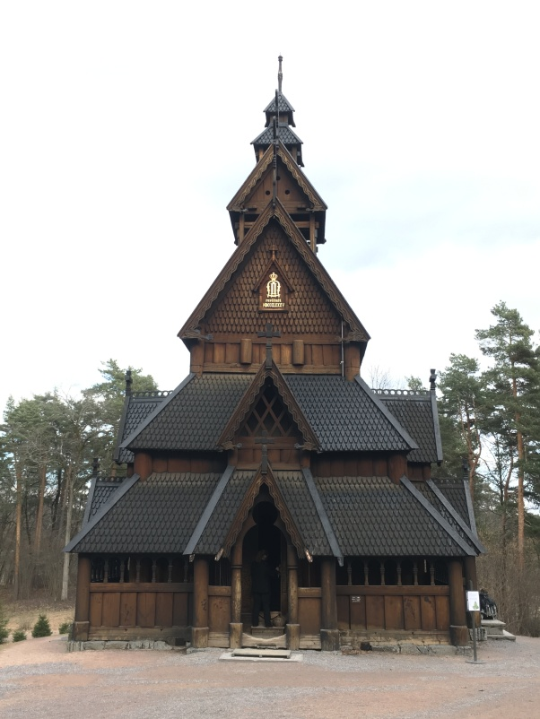 The Stave Church from Gol is a must see as it was built around 1200. Its as moved to the museum site in 1884.