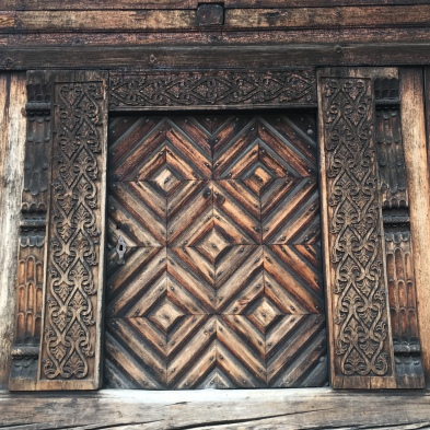 Loved this door!