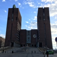 Oslo's city hall