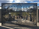 Loved these gates!