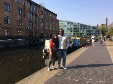 Regent's Canal is a must see when you visit Angel