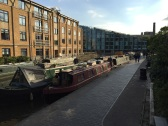 Everyone who visits must take a walk with us on Regent's Canal.