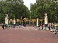 Gates to Green Park