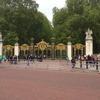 Gates to Green Park
