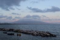 Seaside promenade 2