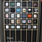 Small images of the Imago Mundo exhibit
