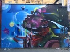 Brick Lane Graffiti 1