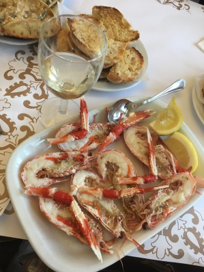 Langoustines are my favorite!