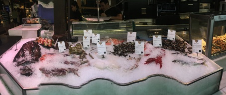 Yummy seafood!