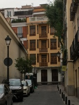 More gorgeous streets in Chueca
