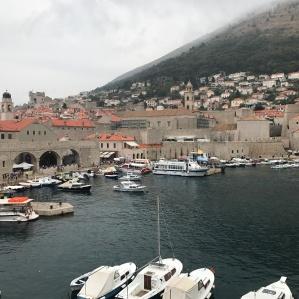 Old City harbor