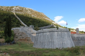 Ston's stone fortress