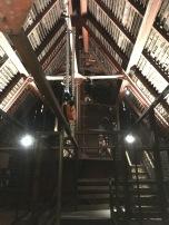 Tower attic