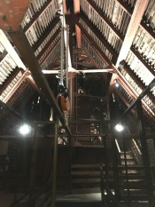 Tower attic