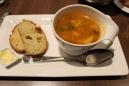 Minestrone soup.
