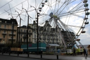 Does every city now need a ferris wheel to be considered a tourist destination?