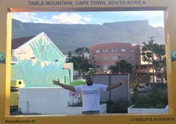 These frames were set up at some of the landmarks around Cape Town (District 6, and Robben Island are the ones I can remember)