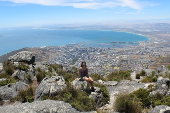 Table Mountain rocks!