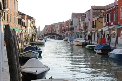Canal Grande in Murano