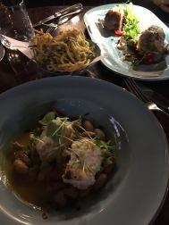 Gordon Ramsey's cod and zucchini fries