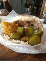 Sabich sandwich!